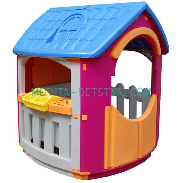 Детский игровой домик Мастерская 664