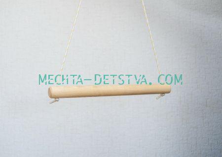 Трапеция деревянная