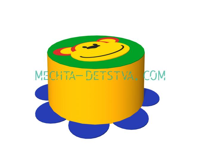 """Пуфик """"Макака"""" МК-1.1.39.00"""