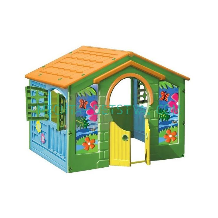 Детский игровой домик деревенский 570