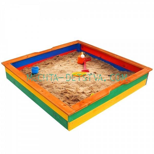 Детская песочница №25