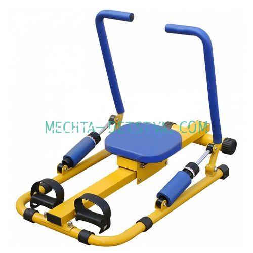 Тренажер детский механический «Гребля»
