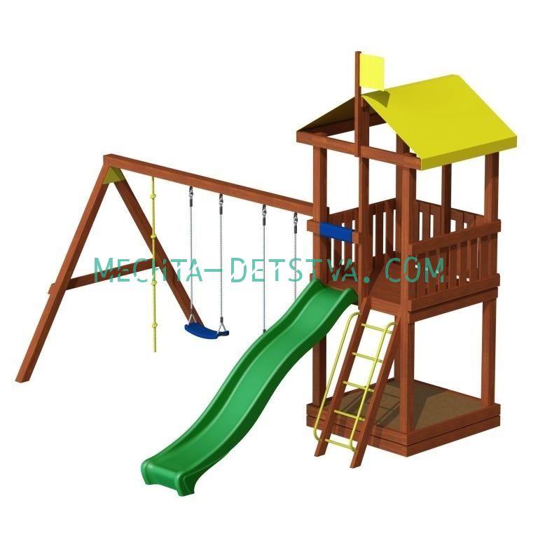 Детская игровая площадка «Джунгли 3»