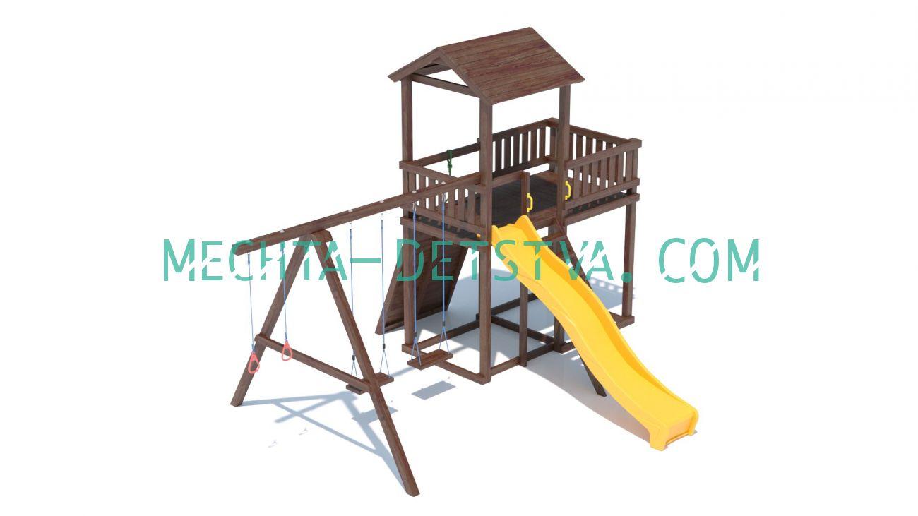 Детский игровой комплекс B 2.1